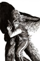 Star Wars Han Solo Cover Issue 01 Page Cover Comic Art