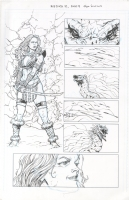 Red Sonja Issue 71 Page 17 Comic Art
