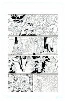 Invincible Issue 70 Page 10 Comic Art