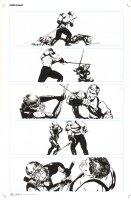 Lazarus Issue 23 Page 04 Comic Art