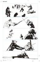 Lazarus Issue 23 Page 20 Comic Art