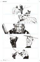 Lazarus Issue 23 Page 21 Comic Art