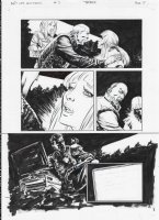 AVP Life and Death Issue 03 Page 05 Comic Art