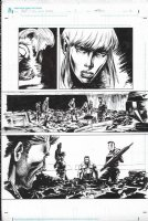 AVP Life and Death Issue 03 Page 06 Comic Art