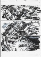 AVP Life and Death Issue 03 Page 07 Comic Art