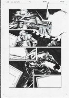 AVP Life and Death Issue 03 Page 11 Comic Art