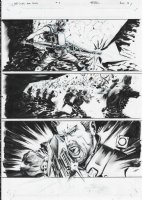 AVP Life and Death Issue 03 Page 13 Comic Art