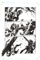 Predator Life and Death Issue 02 Page 15, Seller: Splash Page Comic Art, Price $225