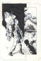 Abe Sapien Issue 04 Page 19, Seller: Splash Page Comic Art, Price $425