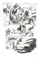 Abe Sapien Issue 16 Page 11 Comic Art