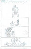 Foolkiller Issue 04 Page 11 Comic Art