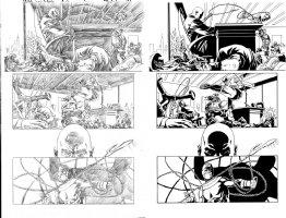 Deadpool Kills The Marvel Universe Again Issue 05 Page 07 Comic Art