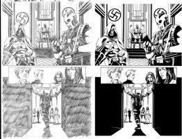 Deadpool Kills The Marvel Universe Again Issue 05 Page 15 Comic Art
