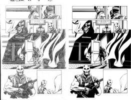 Deadpool Kills The Marvel Universe Again Issue 05 Page 16 Comic Art