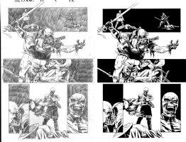 Deadpool Kills The Marvel Universe Again Issue 05 Page 18 Comic Art