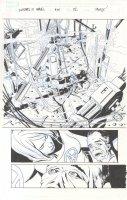 Deadpool Kills the Marvel Universe Issue 01 Page 02 Comic Art