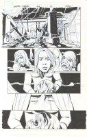 Deadpool Kills the Marvel Universe Issue 01 Page 03 Comic Art