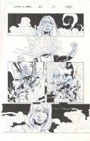 Deadpool Kills the Marvel Universe Issue 01 Page 07 Comic Art