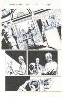 Deadpool Kills the Marvel Universe Issue 01 Page 09 Comic Art