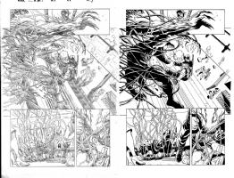 Deadpool Kills The Marvel Universe Again Issue 05 Page 03 Comic Art