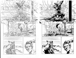 Deadpool Kills The Marvel Universe Again Issue 05 Page 04 Comic Art