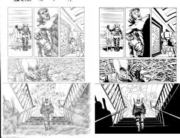 Deadpool Kills The Marvel Universe Again Issue 05 Page 05 Comic Art