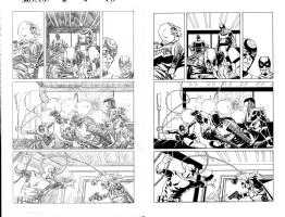 Deadpool Kills The Marvel Universe Again Issue 05 Page 08 Comic Art