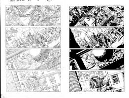 Deadpool Kills The Marvel Universe Again Issue 05 Page 10 Comic Art
