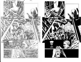 Deadpool Kills The Marvel Universe Again Issue 05 Page 11 Comic Art