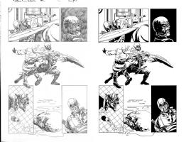 Deadpool Kills The Marvel Universe Again Issue 05 Page 19 Comic Art