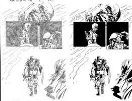 Deadpool Kills The Marvel Universe Again Issue 05 Page 20 Comic Art