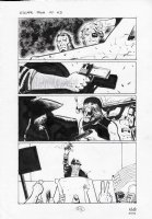 Escape From New York Issue 09 Page 22 Comic Art