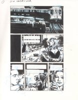 21st Century Noir Issue GN Page 01 Comic Art