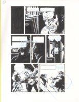 21st Century Noir Issue GN Page 05 Comic Art